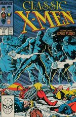 Classic X-Men # 27