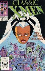 Classic X-Men # 28