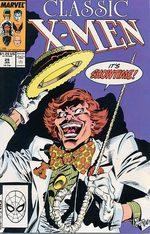 Classic X-Men # 29