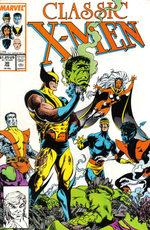 Classic X-Men # 30