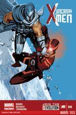 Uncanny X-Men # 8