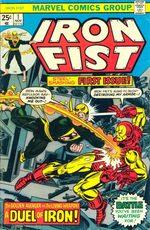 Iron Fist # 1