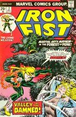 Iron Fist # 2