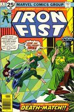 Iron Fist # 6