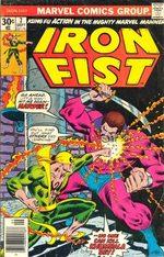 Iron Fist # 7