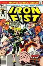 Iron Fist # 9