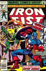 Iron Fist # 12