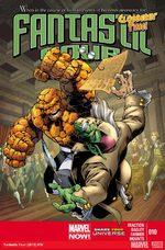 Fantastic Four 10 Comics