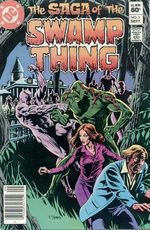 The saga of the Swamp Thing # 5
