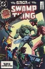 The saga of the Swamp Thing # 24
