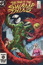 The saga of the Swamp Thing # 26