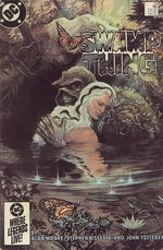 The saga of the Swamp Thing 34