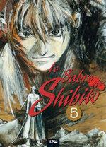 Le Sabre de Shibito 5 Manga