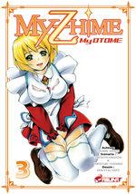 My Z Hime - My Otome 3 Manga