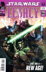 Star Wars - Legacy 26