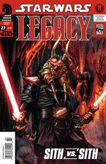 Star Wars - Legacy 27