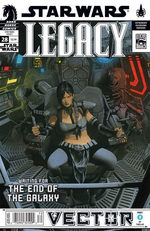 Star Wars - Legacy 28