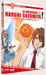 La Mélancolie de Haruhi Suzumiya 3 Série TV animée