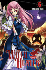 Witch Hunter # 6