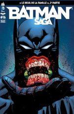 Batman Saga # 16