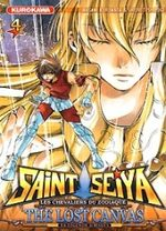 Saint Seiya - The Lost Canvas 4