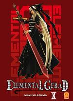 Elemental Gerad T.10 Manga