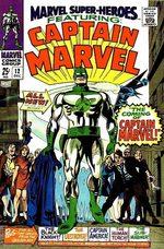 Marvel Super-Heroes # 12