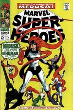 Marvel Super-Heroes # 15