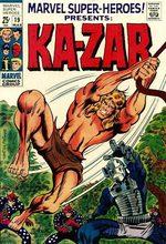 Marvel Super-Heroes # 19