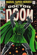 Marvel Super-Heroes # 20