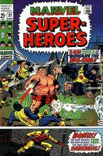 Marvel Super-Heroes # 22