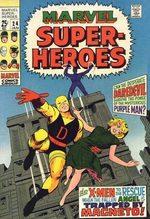Marvel Super-Heroes # 24