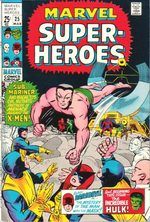 Marvel Super-Heroes # 25