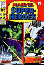 Marvel Super-Heroes # 26