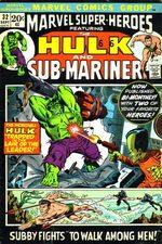 Marvel Super-Heroes # 32