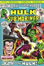 Marvel Super-Heroes # 33