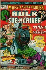 Marvel Super-Heroes # 34