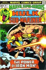 Marvel Super-Heroes # 37