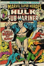 Marvel Super-Heroes # 39