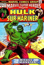 Marvel Super-Heroes # 40