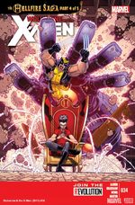 Wolverine And The X-Men 34