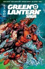 Green Lantern Saga # 17