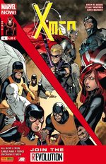 X-Men # 4