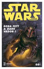 Star Wars comics magazine # 5