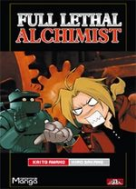 Full Lethal Alchimist 1 Global manga