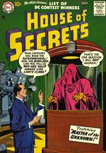 Maison des secrets # 4