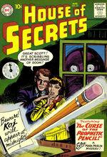 Maison des secrets # 23