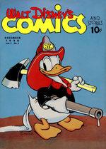 Walt Disney's Comics and Stories 3