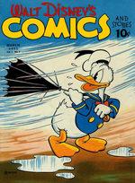 Walt Disney's Comics and Stories 6