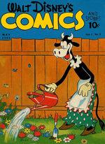 Walt Disney's Comics and Stories 8